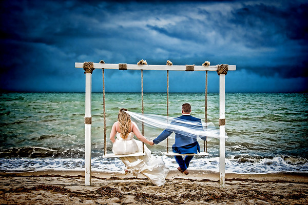Kimberly & David - Wedding - Belize - 29th of January 2018