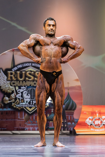 10th Place 36 Reza Zidvar