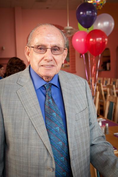 Birthday Grandpa Luke 2012