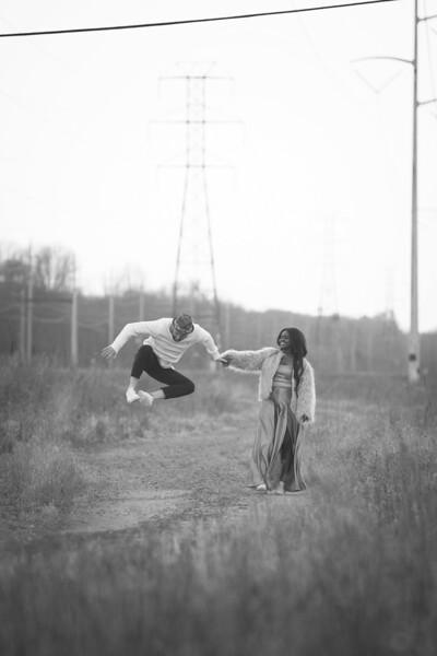 Engagement - Tyler & Satta