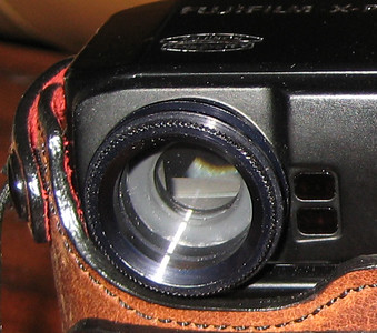 $5 Fuji X-Pro1 Diopter –Make Your Own!