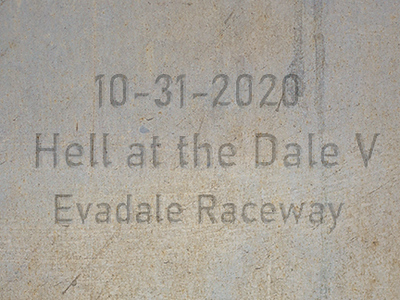 10-31-2020 Evadale Raceway 'Hell at the Dale V'