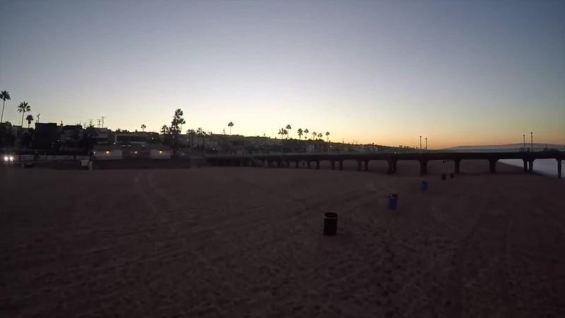 Manhattan Beach morning