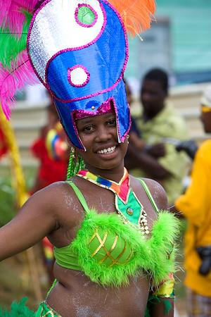 Carnival in Belize