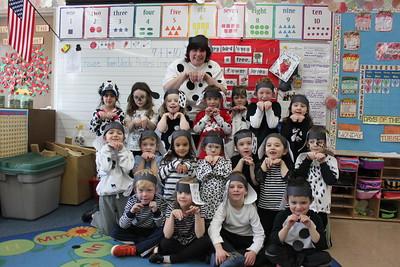 Kindergarten - 101st. Day