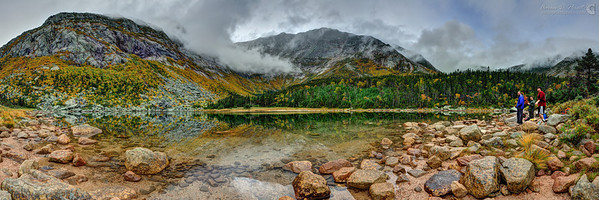 Chimney Pond