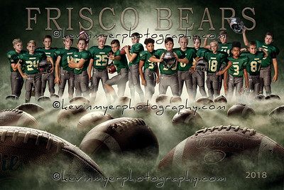 Bears Team Pics