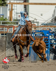 Breakaway Roping-Senior Girls-Saturday & Short go