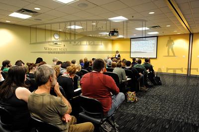 15613 Piediscalzi Lecture with Sarah Iles Johnson 4-16-15