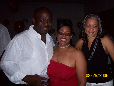 alton and family steppin out in  2006