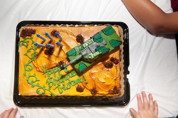 Tristan Robert Bartella - 6th Birthday Party August 27, 2011