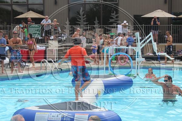 August 20 - Pool Games
