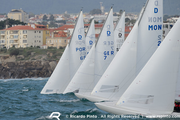 Cascais Dragon Winter Series'14/15