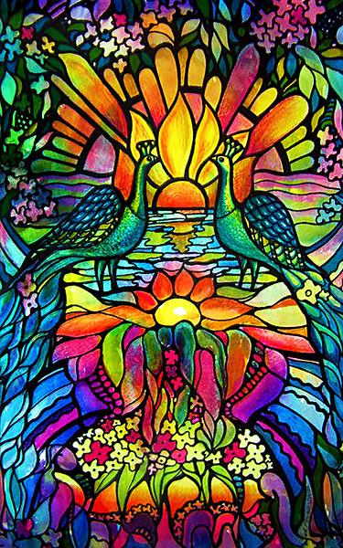 Peacock River (Watercolor).jpg