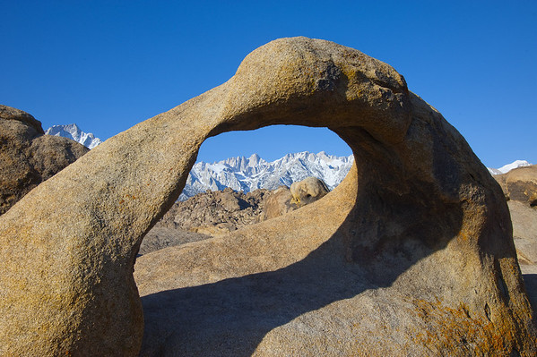 Eastern Sierra photo trip