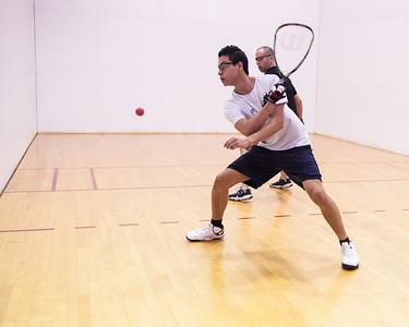 Men's Singles Open Final - Miguel Nunez Jr over Thomas Gerhardt