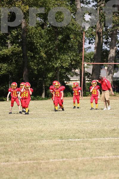 10.11.2008 PeeWee Chiefs vs Brownsville Rd