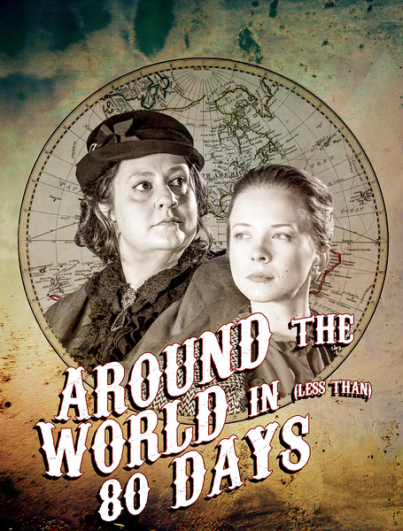 Around the World in [Less Than] 80 Days (2018)