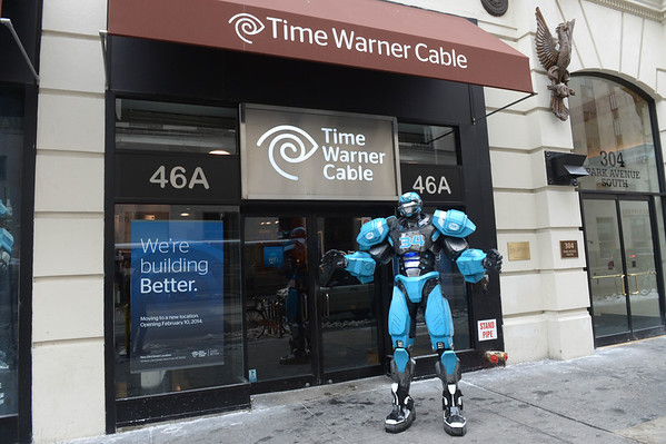 Cleatus Appearance at TWC Payment Center
