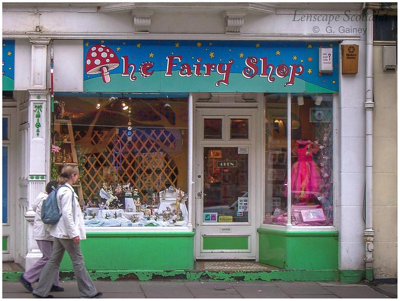 Fairy Shop, Morningside Road  (2004)