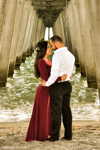 David and Raquel's Engagement