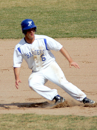 2010 - Charger Baseball vs GVSU