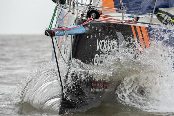 Volvo Ocean Race - Cardiff 18