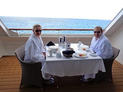"Cruise # 36- South Carolina & Caribbean Cruise on ""Azamara Quest"" -December, 2013"