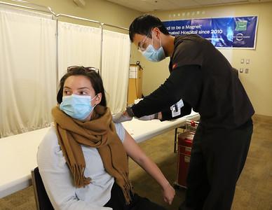 LGH employee flu clinic 102920