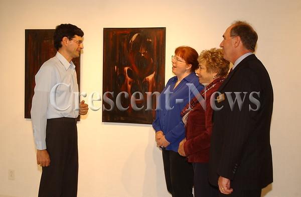 10-22-15 NEWS DC Alumni Art Exhibit