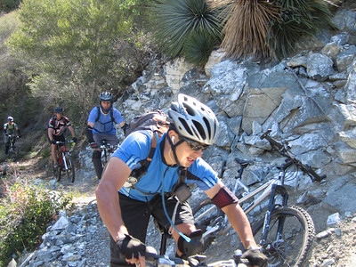 2007 OTB Epic Chilo ride and campout