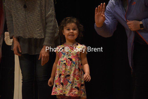 North Mississippi Sweetheart Pageant 2-10-18