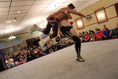 Northeast Championship Wrestling Total Elimination October 12, 2018