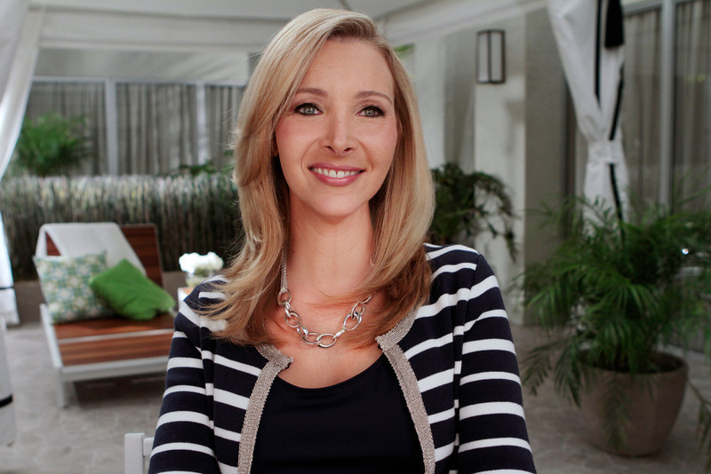 . Lisa Kudrow as Fiona Wallice in Web Therapy (Season 3, Episode 01) - Photo:  Carin Baer