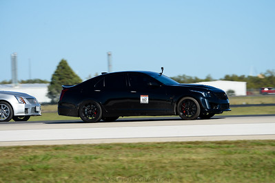 2021 Shift-S3ctor Motorsport Airstrip Attack ½ Mile Top Speed Roll/Drag Racing Challenge featuring Cadillac VCLUB!