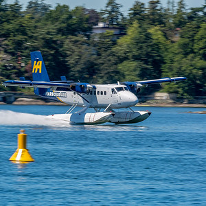 Float Plane Traffic Collection