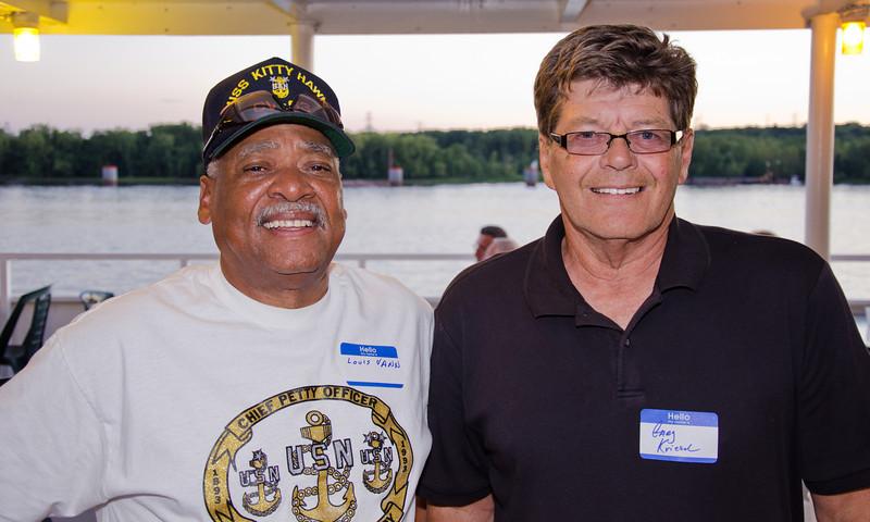 Veterans Boat Ride 2012
