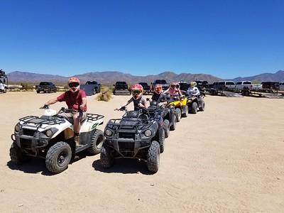 4-20-19 NOON ATV DUSTIN