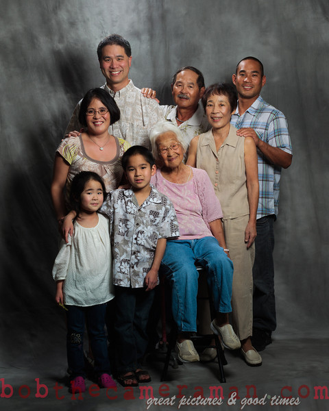 Tome-Yee Family Portrait - December 18, 2012