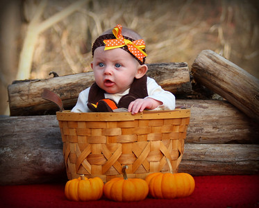 Charlotte's Thanksgiving Pictures