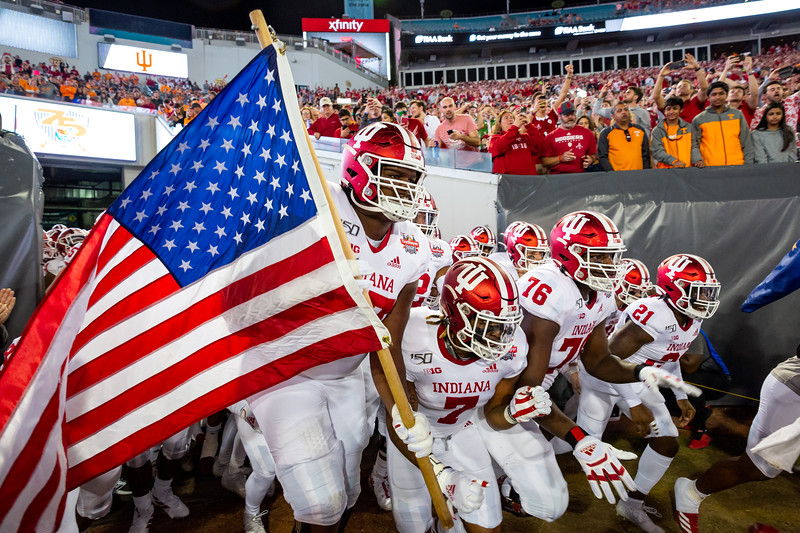 Indiana vs Tennessee Gator Bowl