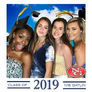 Ivie's Graduation Party