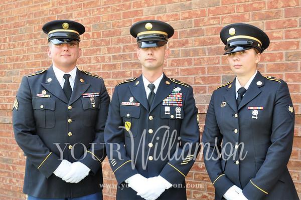 Franklin Memorial Day Service
