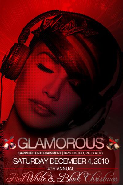 Sapphire Entertainment presents GLAMOROUS @ B4Twelve 12.4.10