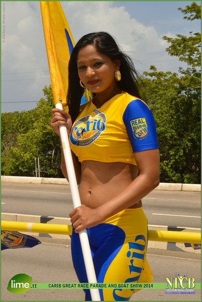 """Carib Great Race Parade and Boat Show"""