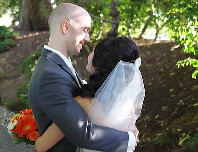 Travis & Ky's Wedding Day 7/2012