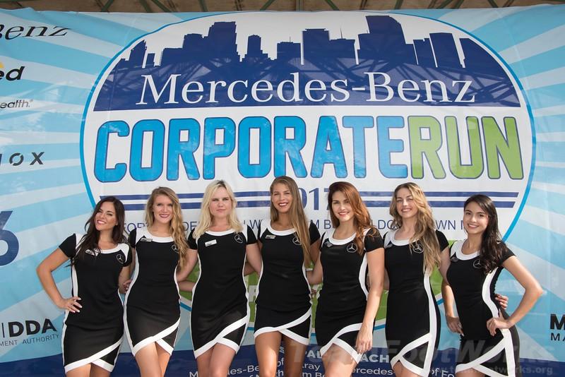 Fort Lauderdale Mercedes-Benz Corporate Run