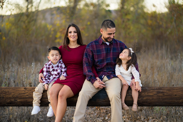 Mission Trails Family Photos 2019