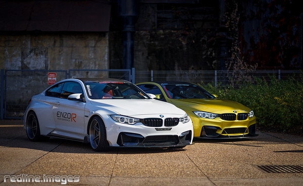 October 2015 Cars & Coffee - German Edition