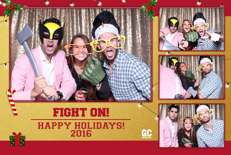 FIGHT ON! Holiday Party